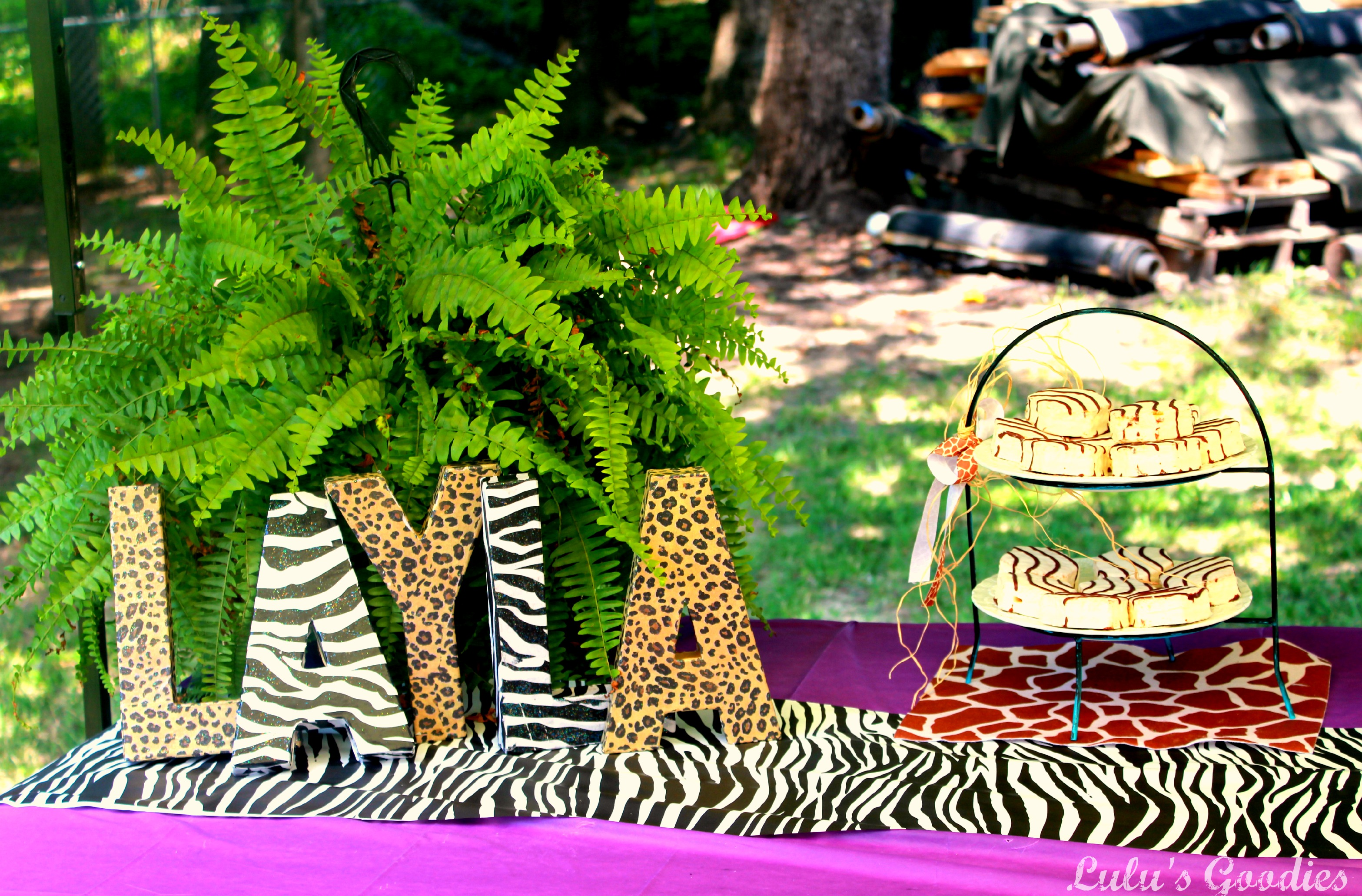 Safari party theme ideas Kid Party Ideas Pinterest