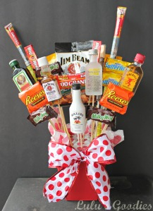 Manly Valentines Day Bouquet